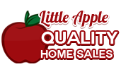 Little Apple Quality Home Sales Logo